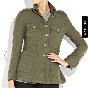 Rag and bone olive green jacket size 2
